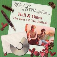 Daryl Hall and John Oates : With Love From...: The Best Of The Ballads CD