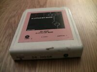 8 TRACK 1976 DR HOOK A LITTLE BIT MORE with More like the Movies, Only sixteen