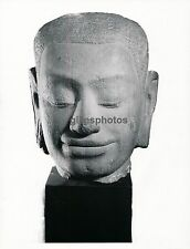 BOUDDHA c. 1950 - Tête de Bouddha - Div 1734