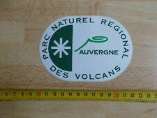 Pegatina Auvergne - Parque Natural Región De Volcanes