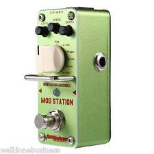 AROMA AMS - 3 Modulation Ensemble True Bypass Electric Guitar Effect Pedal