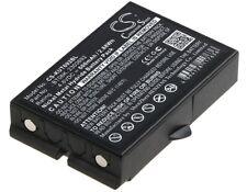 600mAh Battery For Ikusi Rad-Ts, T70 1 Atex, T70 2 Atex handhelds, T70-1