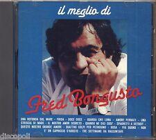 FRED BONGUSTO - Il meglio - CD RARO MINT CONDITION