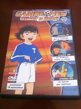 CAMPEONES OLIVER Y BENJI VOL 7 - 1 DVD - CAPITULOS 21 A 23 - 69 MIN - SALVAT
