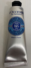 L'Occitane 20% Shea Butter Hand Cream - 30ml Tube New Without Seal Or Box
