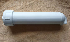 Universal RO Reverse Osmosis membrane housing with fitting and check valve