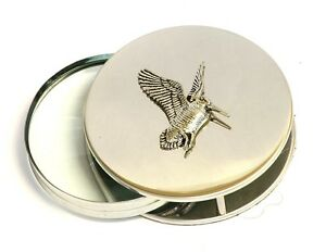 Woodcock In Flight Magnifying Reading Glass Desktop Office Game Shooting 402