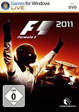 F1 2011 (PC, 2011, DVD-Box)