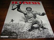 JACK PALANCE - Mini poster COUV DE MAG LE CINEMA !!!!