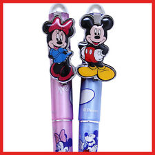 Disney Mickey & Minnie Mouse Ball Point Pen: Black Ink