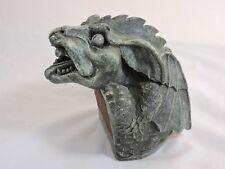 Gargoyle Shelf Sitter Figure Accoutrements Gothic Creepy Halloween Mythical Art