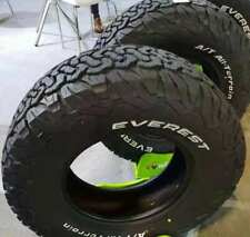 Everest 265 55 20 All Terrain Tyres-- Direct Import