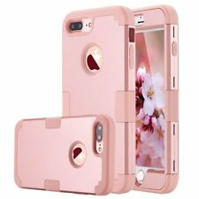 Hybrid Hard PC + Soft Silicone Heavy Duty Shockproof Case for iPhone 7 Plus 5.5""