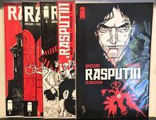 Rasputin #1-5 Run VF/NM 1st Print Image Comics