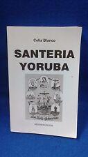 SANTERIA LIBRO SANTERIA YORUBA ifa