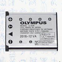 New Original Olympus Li-42B Camera Battery for X-600 FE Tough TG-310 320 FE-240