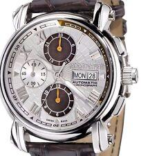 Roberto Cavalli R7241672015 Valjoux 7750 Swiss Automatic Chrono Alligator Watch
