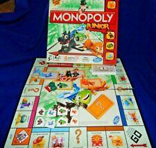 MONOPOLY JUNIOR GAME SPARES - Dog, Cat, Car, Ship - HASBRO - Please choose:-