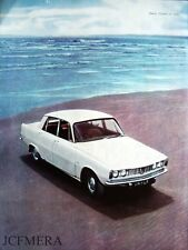 Rover 'P6 2000' 1963 Car Advert (523B) Original Auto Print Ad