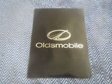 1999 Oldsmobile Intrigue Press Info Kit
