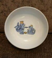 IKEA Smaskig Purple Dragon Childrens Childs Baby Bowl Dish Dining Kitchen Home