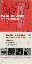 """PAUL REVERE AND THE RAIDERS """"Steppin' Out"""" (CD Maxi Single 4 Titres EP)  NEUF"""