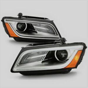 Audi Q5 (8RB) Bi-Xenon LED headlight light set