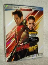 Ant Man And The Wasp (Blu-ray, 2018) AUC Paul Rudd Evangeline Lilly Michael