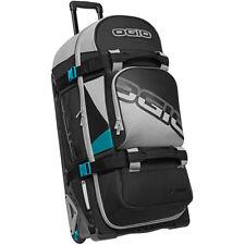Ogio NEW RIG 9800 Black Gear Bag Mx Luggage Dirt Bike Travel Motocross Gear Bag