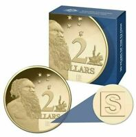"""2018 30th ANNIVERSARY OF $2 """"S"""" PRIVY PROOF COIN ANDA SYDNEY MONEY EXPO"""