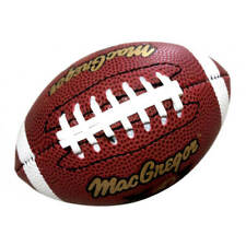 Kids Size 1# American Football Ball Mini Rugby Sport Inflatable Soft Pvc Rubber