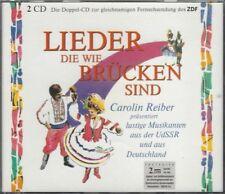 V/A Lieder die wie Brücken sind - 2 CD, Carolin Reiber, Heinz Hoppe, Iwan Petrow