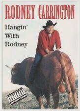 RODNEY CARRINGTON Hangin With Rodney Album Tower Records Go Card Postcard 1998