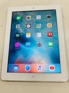 Apple iPad 4 (4th Gen) Wi-Fi + Cellular - 16GB White