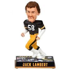 Jack Lambert Steelers FoCo Bobble LAMBERT STEELERS FOOTBALL GREATS