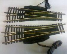 Fleischmann HO 6045 paire d'aiguillages avec 2 électroaimants