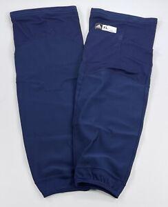 Pro Stock Pro Return adidas Practice Navy XL Hockey Socks