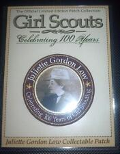 2012 Girl Scout Juliette Gordon Low Patch Limited Edition Patch - LAST ONE