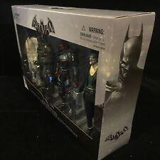 DC Comics Batman & Joker Arkham Action Figures Boxed Set Job Lot Toys For Sale