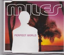 Miles-Perfect World cd maxi single