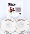 DISCO CIRCUS UK promo test 2CD Mighty Mouse Chaz Jenkel Cristina