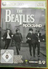 Microsoft xbox360 the beatles rockband