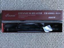 Finnex Deluxe 800watt Titanium Aquarium Heater with Cover - 140-265 Gal - TH800