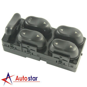 Master Power Electric Window Switch for Ford AU Falcon Fairmont Fairlane XR6 XR8