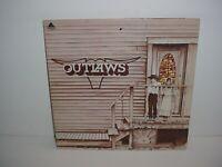 The Outlaws Lp Album Vinyl 33 rpm Record