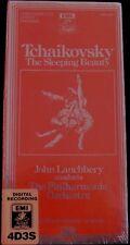 Tchaikovsky: Sleeping Beauty, Philharmonia Orchestra (Cassette box set, EMI) NEW