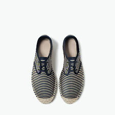 Zara Lace-up Flats for Women