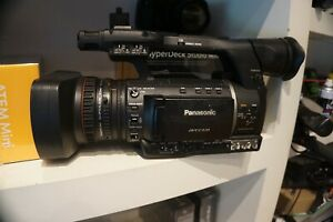 Panasonic AG-AC 130 FULL HD Camcorder - Schwarz Händler