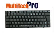 Original Asus DE Tastatur EeePC 1000 1000H Schwarz -NEU