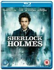 Sherlock Holmes 5051892015363 With Jude Law Blu-ray Region B